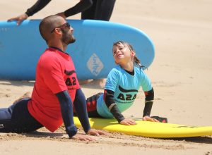 Kids surf lessons in Lagos Algarve South Portugal