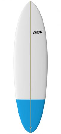 Play surfboards Evolution 6'8 Lagos Algarve Portugal