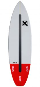 Xtreme Surfdesign surfboard M-3 Lagos Algarve Portugal