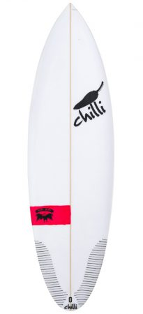 Chilli surfboards Rare Bird test rent buy in Lagos Portugal