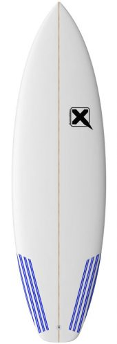 Xtreme Surfdesign surfboard BB II Lagos Algarve Portugal