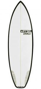 PYZEL Surfboards Gremlin test rent buy in Lagos Algarve Portugal