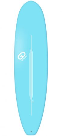 Go Surfboards 6'8 intermediate kids softboards rent in Lagos Portugal