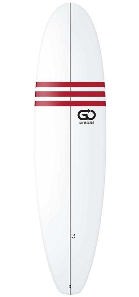 Go Surfboards 7'2 intermediate softboards buy in Lagos Portugal