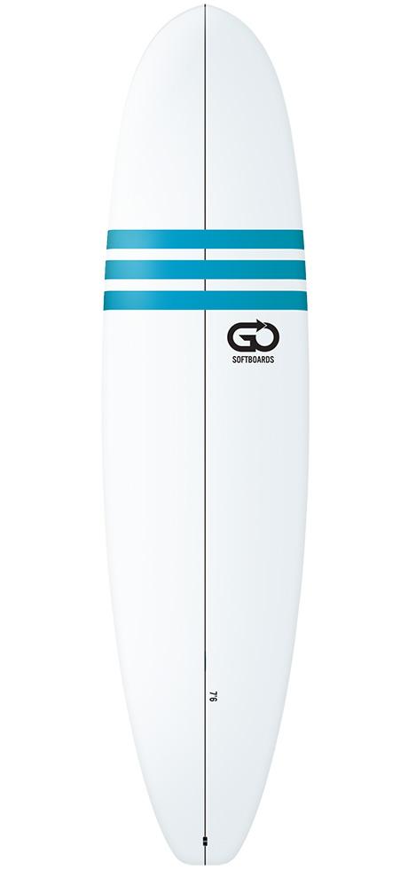 Go Surfboards 7'6 intermediate softboards buy in Lagos Portugal