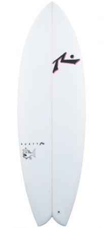 Rusty surfboards Fish Quatro test rent buy in Lagos Portugal