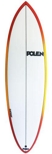Polen Surfboards Catchy test rent buy in Lagos Algarve Portugal