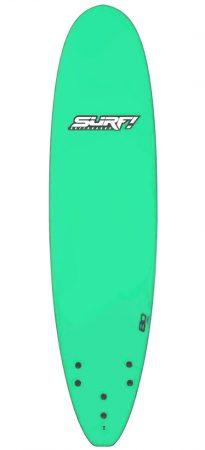 Rent Surfboard soft top 8 Lagos Algarve Portugal