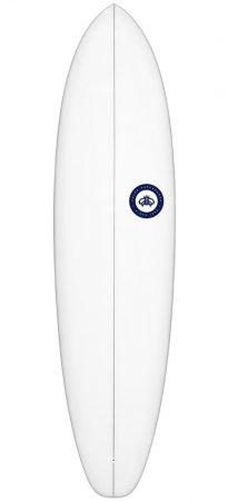 Polen Surfboards Rebel Grace single fin test rent buy in Lagos Algarve Portugal