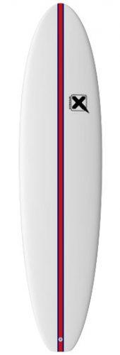 Xtreme surfdesign Captain mid length surfboard test rent buy in Lagos Algarve Portugal