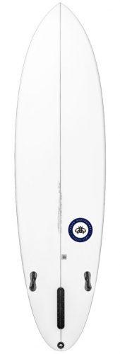 Polen Surfboards Fast Slice single fin test rent buy in Lagos Algarve Portugal