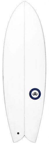 Polen Surfboards Thrasher Fish test rent buy in Lagos Algarve Portugal