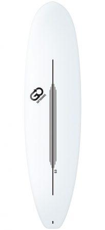 Go Surfboards 6'8 intermediate kids softboards buy in Lagos Portugal