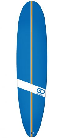 Go Surfboards 8'0 intermediate softboards rent in Lagos Portugal
